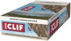 CLIF Bar Energy Riegel Box 12x68g Coconut Chocolate Chip  2019 Nutrition Sets &