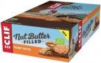 CLIF Bar Nut Butter Energy Riegel Box 12 x 50g Erdnussbutter  2020 Riegel & Waff