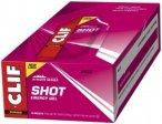 CLIF Bar Shot Gel Box 24x34g Razz/Himbeere  2019 Nutrition Sets & Sparpacks