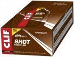 CLIF Bar Shot Gel Box 24x34g Schokolade  2019 Nutrition Sets & Sparpacks