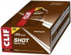 CLIF Bar Shot Gel Box Chocolate 24 x 34g  2019 Sportnahrung