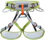 Climbing Technology Ascent Harness grey/green 2XS 2019 Klettergurte, Gr. 2XS
