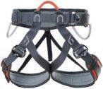 Climbing Technology Expl**** Harness black/orange S-M 2018 Klettergurte, Gr. S-M