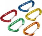 Climbing Technology Fly-Weight Evo Carabiner 5 Pack mix colours  2018 Karabiner