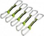 Climbing Technology Lime NY Quickdraw Set 12 cm 5 Pack silver  2018 Express Sets