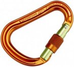 Climbing Technology Warlock HMS SG Carabiner orange/green gate  2019 Karabiner