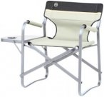 Coleman Deck Chair mit Ablage khaki 2018 Faltstühle & Klappstühle, Gr. khaki