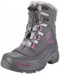 Columbia Bugaboot Plus III Boots Youth Omni-HEAT shale / deep blush 35 2017 Wint