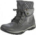 Columbia Cityside Fold Boots Women WP dark grey / silver sage 38 2016 Freizeitst
