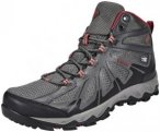 Columbia Peakfreak XCRSN II XCEL Mid Outdry Shoes Men city grey / bright red US