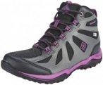 Columbia Peakfreak XCRSN II XCEL Mid Outdry Shoes Damen black / intense violet E