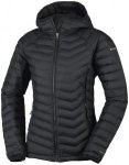 Columbia Powder Lite Hooded Jacket Women Black L 2018 Winterjacken, Gr. L