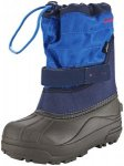 Columbia Powderbug Plus II Boots Youth collegiate navy / chili 30 2018 Wintersti