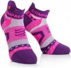 Compressport Pro Racing Ultralight Run Low Socks purple T2 | EU 39-41 2018 Laufs
