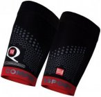 Compressport Trail Quad Sleeves Black/Red T4 | 62-67cm 2018 Armlinge & Beinlinge