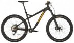 "Conway MT 927 Plus Herren black matt/orange 44cm (27.5+"") 2018 Mountainbikes, Gr"