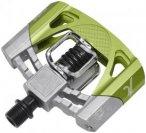 Crankbrothers Mallet 2 Pedal raw/grün  2019 MTB Pedale