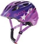 Cratoni Akino Helmet Kids purple-pink glossy S   49-53cm 2018 Fahrradhelme, Gr.