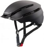 Cratoni C-Loom Helmet black-white rubber M/L | 58-62cm 2018 Fahrradhelme, Gr. M/