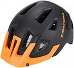 Cratoni Maxster Pro Helmet Kids black-orange matt XS/S | 46-51cm 2018 Kinderbekl