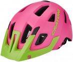 Cratoni Maxster Pro Helmet Kinder pink-lime matt XS/S | 46-51cm 2019 Kinderbekle