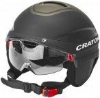 Cratoni Vigor S-Pedalec Helm schwarz matt M | 56-57cm 2020 Fahrradhelme, Gr. M |
