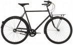 """Creme Caferacer Solo Men 3-speed all black 49,5 cm (28"""") 2016 Fahrräder, Gr. 49"""