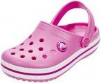 Crocs Crocband Clogs Kinder party pink EU 27-28 2020 Freizeit Sandalen, Gr. EU 2