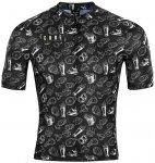 Cube Blackline CMPT Kurzarm Trikot Herren schwarz/weiß M 2021 Fahrradtrikots, G