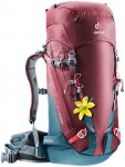 Deuter Guide 30+ SL Rucksack Damen maron/arctic  2019 Trekking- & Wanderrucksäc
