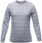 Devold Alnes T-Shirt Kids Grey 116 2017 Unterhemden, Gr. 116