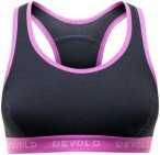 Devold Double Bra Women Black L 2018 Merino BH's, Gr. L