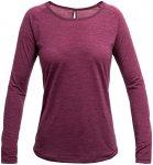 Devold Juvet Shirt Women plum S 2019 Sportshirts, Gr. S