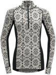 Devold Liadalsnipa Half-Zip Shirt Damen weiß/schwarz S 2020 Ski-& Thermo Unterh