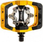 DMR V-Twin Pedals gold  2018 MTB Pedale