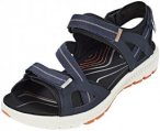 ECCO Terra Sandals Men True Navy/Orange 46 2018 Freizeit Sandalen, Gr. 46