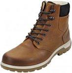 ECCO Whistler Shoes Men Amber/Black 41 2018 Trekking- & Wanderschuhe, Gr. 41
