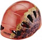 Edelrid Shield II Helmet Kids Sahara 48-56cm 2018 Kletterhelme, Gr. 48-56cm