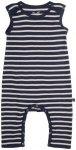 Elkline Beachbaby Overall Baby Blueshadow-White 80-86 2017 Overalls, Gr. 80-86