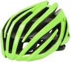 Endura Airshell Helm neon-grün 51-56cm 2017 Fahrradhelme, Gr. 51-56cm