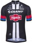 Etxeondo Replica Team Giant-Alpecin Standard Jersey Men black XS 2016 Fahrradtri
