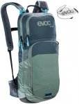Evoc CC Backpack 10 L + Hydration Bladder 2 L slate-olive  2018 Trinkrucksäcke