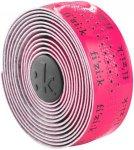 Fizik Superlight Glossy Lenkerband Fizik Logo fluo pink  2018 Lenkerbänder