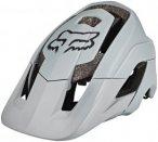 Fox Metah Solids Helmet Men Grey XL/XXL   59-64cm 2018 Fahrradhelme, Gr. XL/XXL