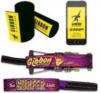 GIBBON Surferline Treewear Set lila  2021 Slackline Sets