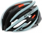 Giro Aeon Helmet matte charcoal/frost L | 59-63cm 2018 Fahrradhelme, Gr. L | 59-