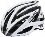 Giro Atmos II Helmet matte white/black 55-59cm 2019 Fahrradhelme, Gr. 55-59cm