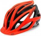 Giro Fathom Helmet Matte Vermillion M | 55-59cm 2018 Fahrradhelme, Gr. M | 55-59