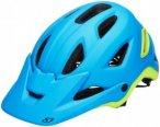 Giro Montaro MIPS Helmet matte blue/lime 51-55 cm 2018 Fahrradhelme, Gr. 51-55 c