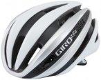 Giro Synthe Helmet matte white/silver S | 51-55cm 2018 Fahrradhelme, Gr. S | 51-